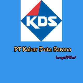 Loker PT Kahar Duta Sarana Lowongan7000.net