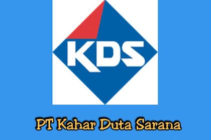✓ Lowongan Pekerjaan PT Kahar Duta Sarana Ciracas, Jakarta Terbaru - CDC Karir