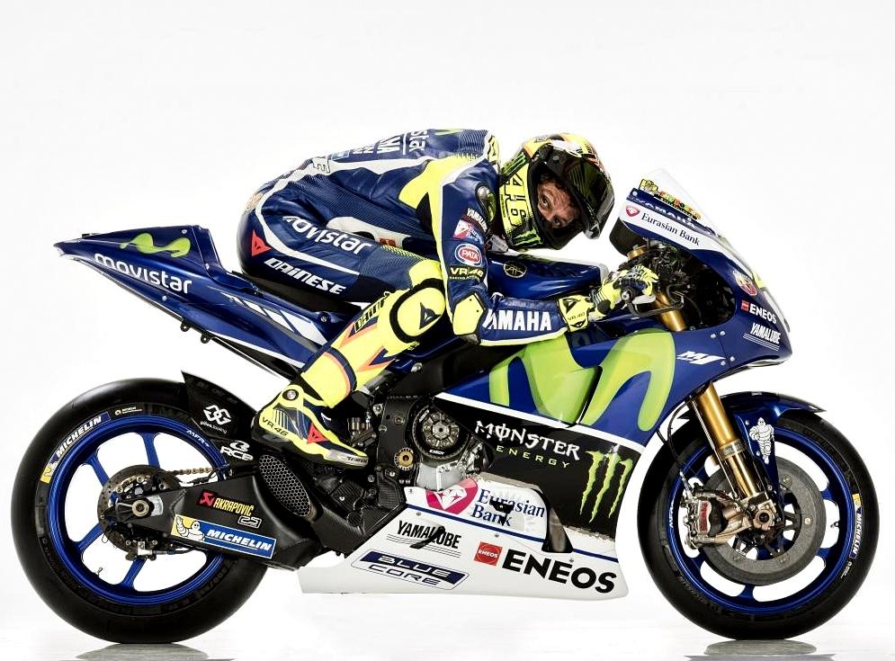 MotoGP : Pengembangan Yamaha YZR M1 tahun 2017 mendatang akan dipimpin oleh Valentino Rossi !
