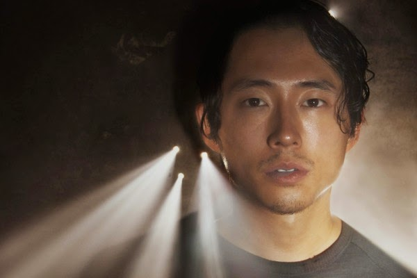 Glenn The Walking Dead season 5