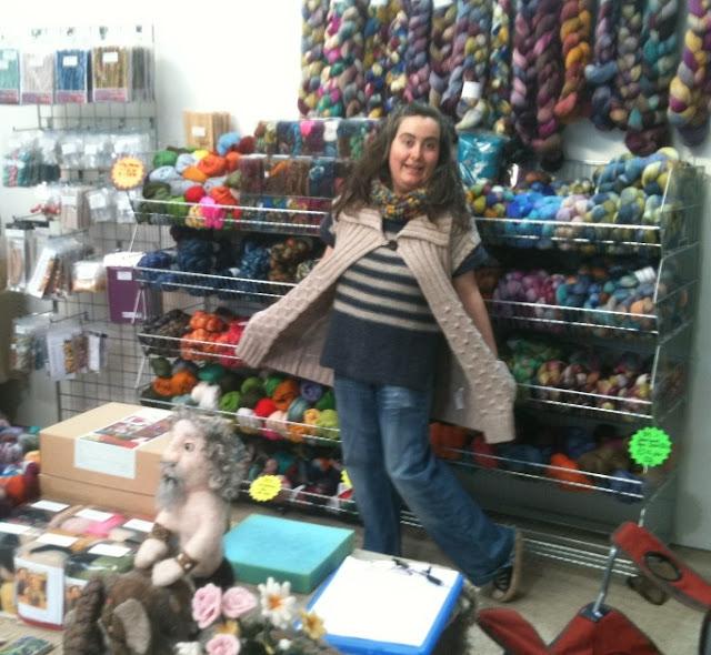 Sara Millis - Sara's Texture Crafts