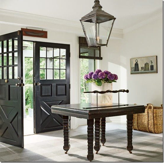 15 Great Rustic Hallway Designs That Will Inspire You With: Inspire Bohemia: Fantastic Foyers