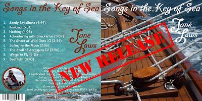 Jane Laws - Songs in the Key of Sea