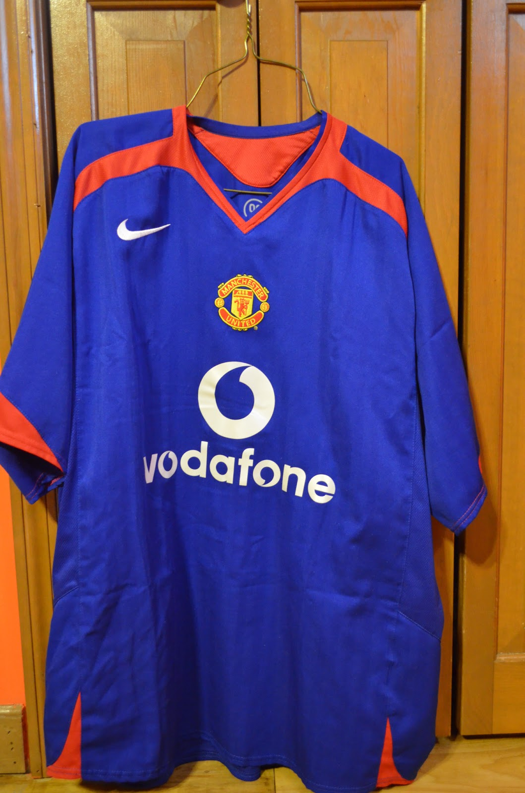 on sale c6d5f b5498 Kit Collection - My Soccer Jersey Collection: Manchester ...