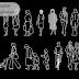 مجموعة بلوكات أشخاص اوتوكاد dwg