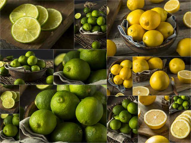 تحميل 14 صورة مختلفة لفاكهة الليمون بجودة عالية