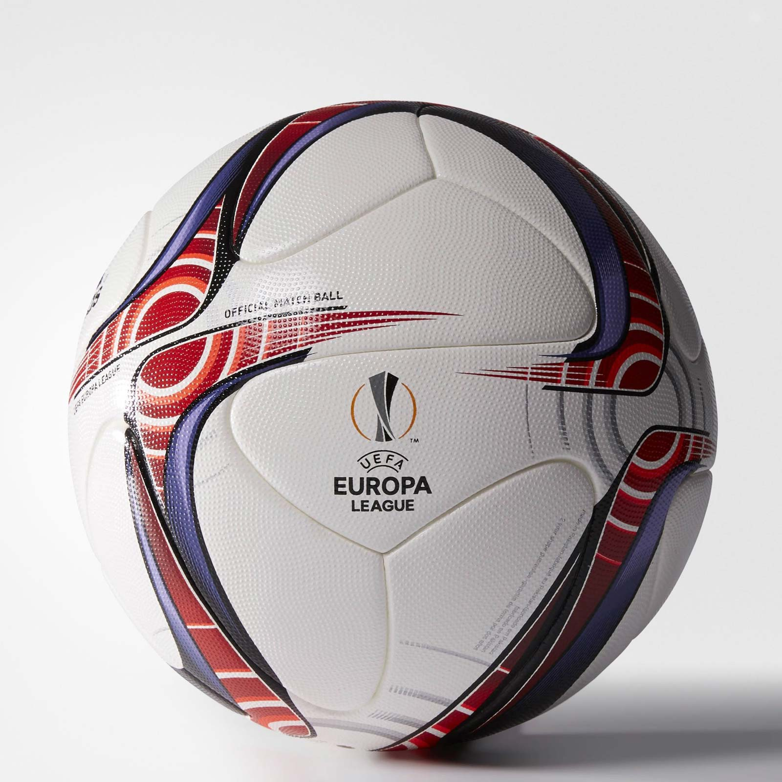 ... is the new Adidas 2016-2016 UEFA Europa League Official Match Ball