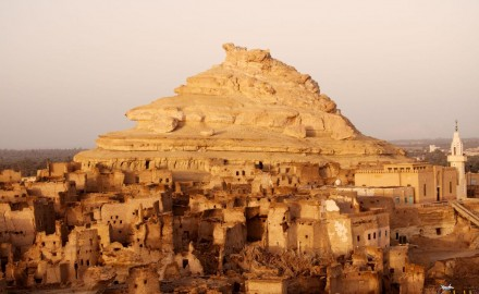 Siwa a heaven in the desert