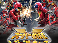 Download Legend Wars Super sentai Mod v1.5.0 Apk Update Terbaru