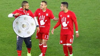 Wolfsburg vs Bayern Munich 0-6 Highlights Video Goals