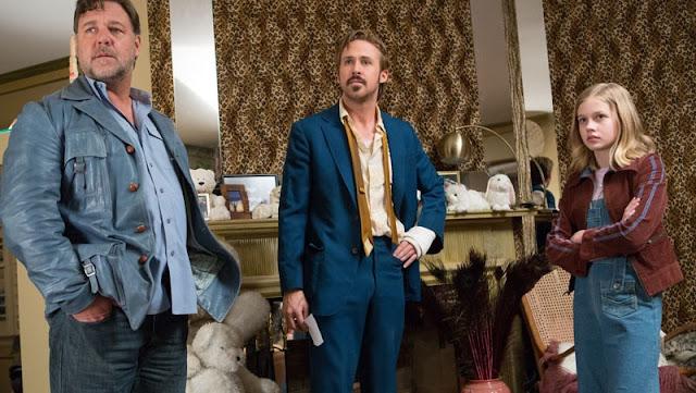 Dois Caras Legais | Russell Crowe e Ryan Gosling no trailer estendido da comédia policial
