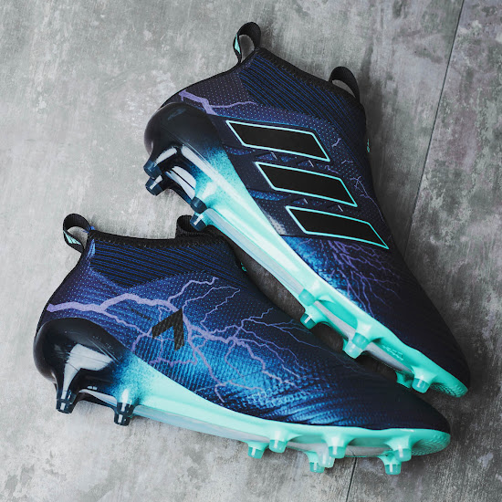 07233da4429f Limited Edition Adidas 2017-18 Thunder Storm Boots Pack Released ...