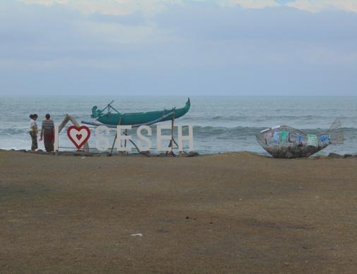 Seseh Beach Badung, Pantai Seseh Badung Bali