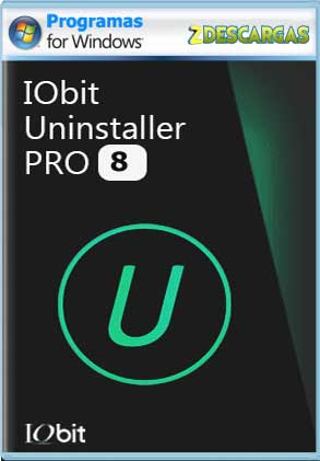 Descargar IObit Uninstaller Pro 8 full en español por mega y google drive /