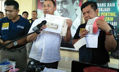 Polisi Ungkap Kasus STNK Bodong
