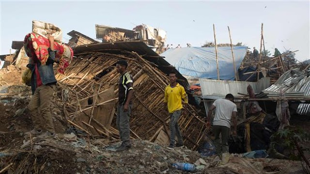 Death toll from Ethiopia landslide rises to 82