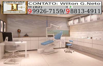 nesta imagem podemos notar o quanto pode ser aconchegante um consultório de dentistas.