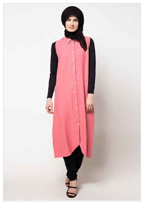 Model Baju Muslimah Untuk Orang Pendek Terbaru
