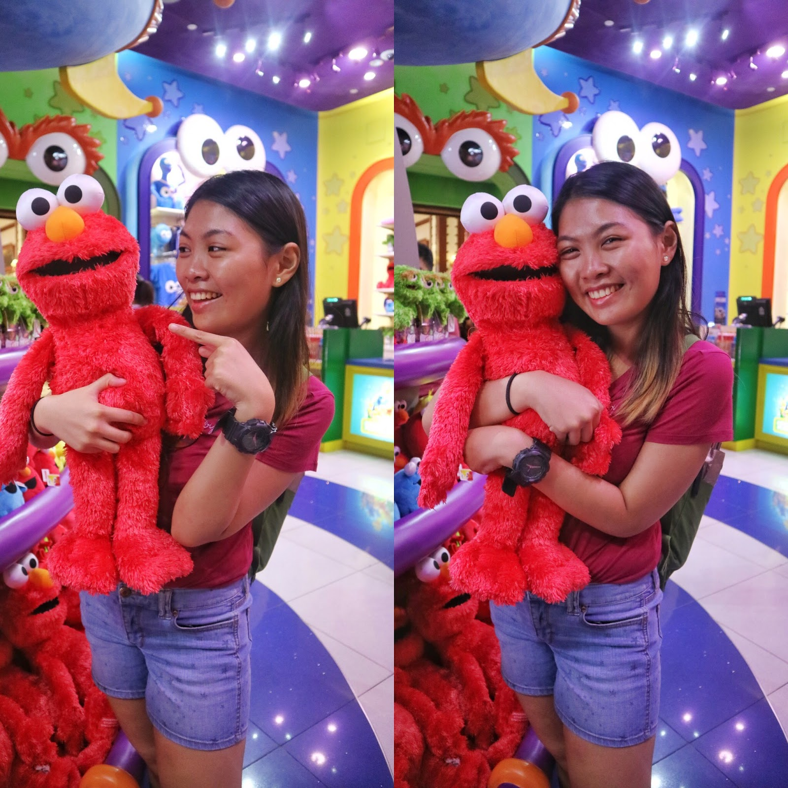 Elmo - Universal Studios Singapore