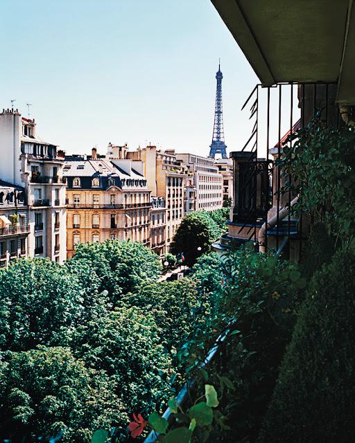 Lee Radziwill's Chic Parisian Apartment