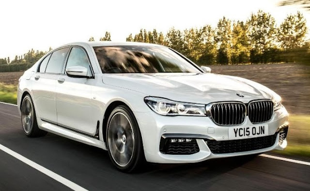 RECENT PRICE AND SPECIFICATIONS 2016 BMW 7