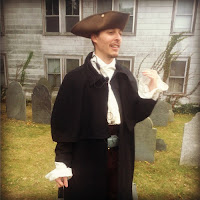 Haunted Footsteps Tour - Salem Historical - Halloween New England