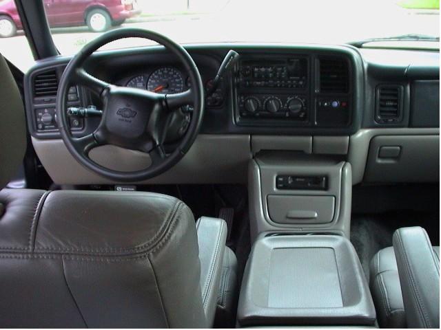 Things I Think I Think: 2000 Chevrolet Suburban LT 4X4