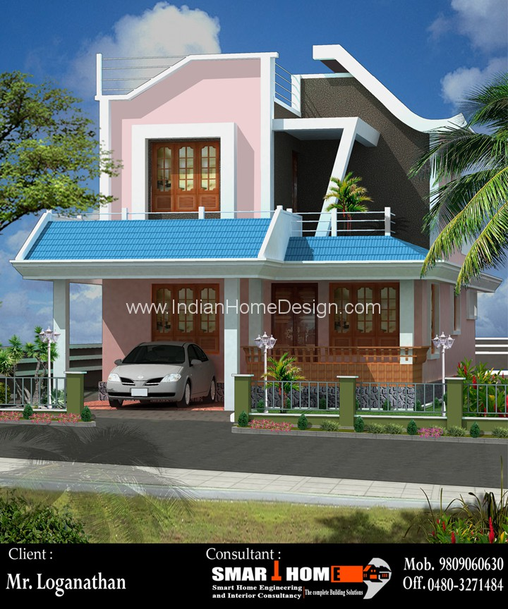 Awesome 3d Indian Home Design Ideas Decoration Design Ideas