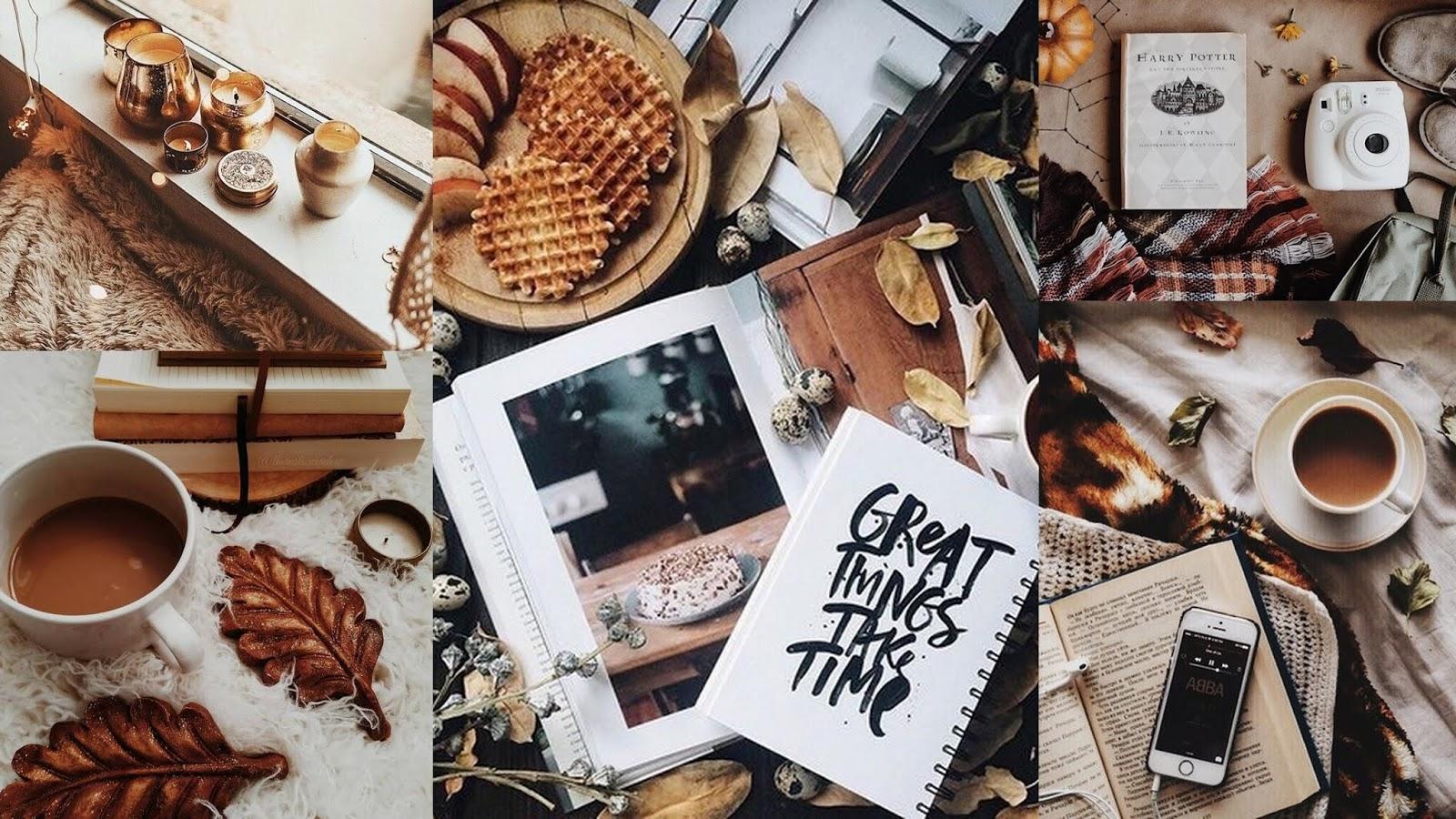 Inspiracje miesiąca: jesień.