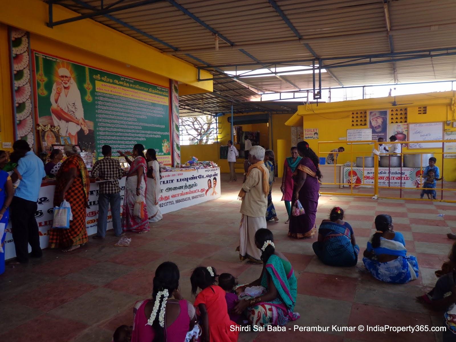 Shirdi Sai Baba - Temple, Photos, Sri Sai Karya Siddhi Maha