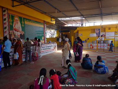 Shirdi Sai Baba - Temple - Avadi, Chennai - #4