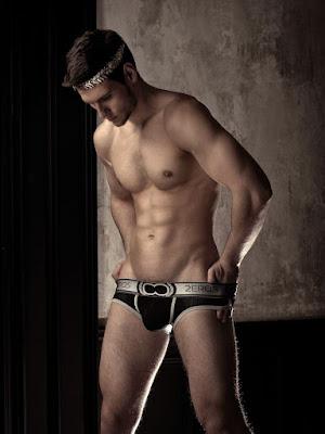 2Eros Olympus Brief Underwear Silver Gayrado Online Shop