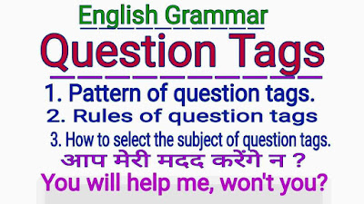 Question tags with answers