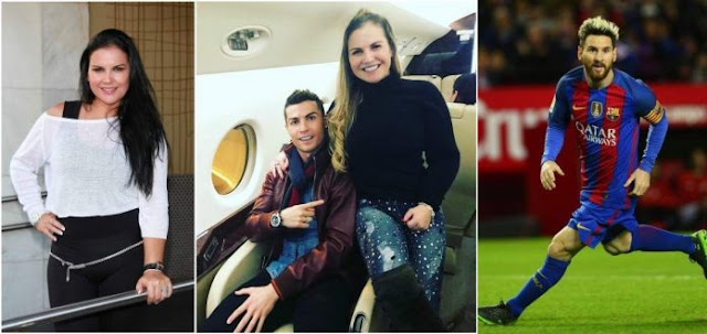 Ronaldo's Sister: Messi's Name Forbidden In Our House
