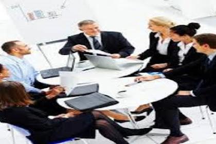 Contoh 7 Prinsip Dalam Pengorganisasian