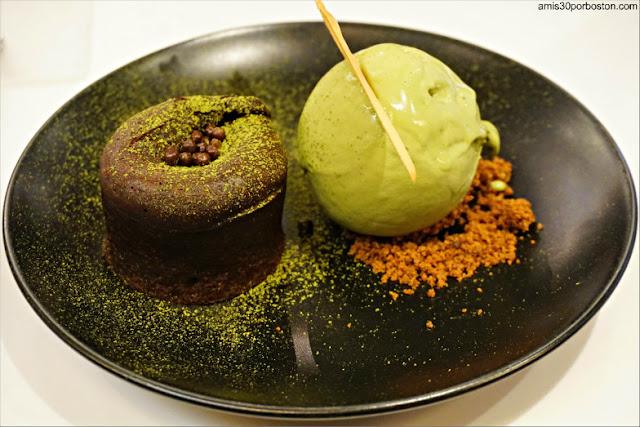 Spot Dessert Bar: Matcha Lava