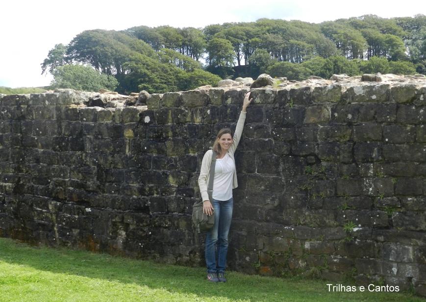 Como visitar a muralha de adriano no norte da inglaterra for A muralha de adriano