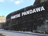 Budidaya Rumput Laut, Objek Wisata Pantai Pandawa Bali