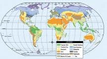 Faktor – Faktor yang Mempengaruhi Iklim
