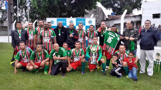 Variedades vence Campeonato Municipal de Futebol Veterano