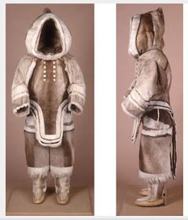 Pakaian eskimo