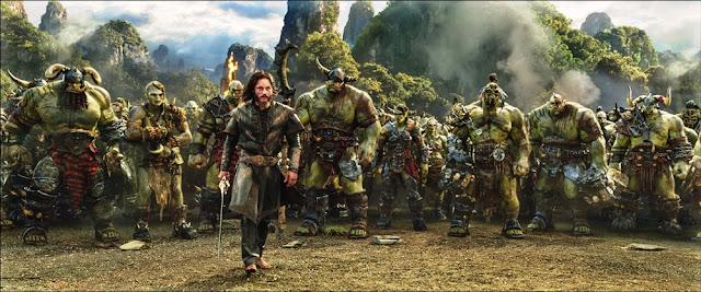 Warcraft: První střet (Warcraft) – Recenze