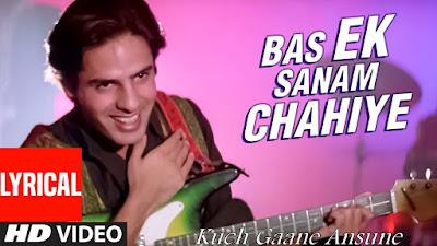 Bas Ek Sanam Chaahiye Aashiqui Ke Liye