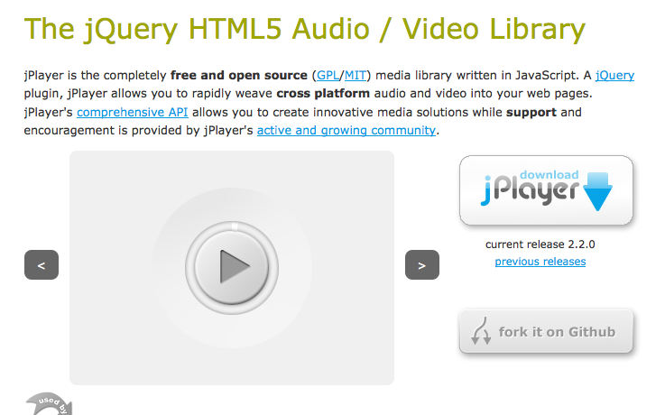 5 Best HTML5 Audio Player for Websites that plays on iOS
