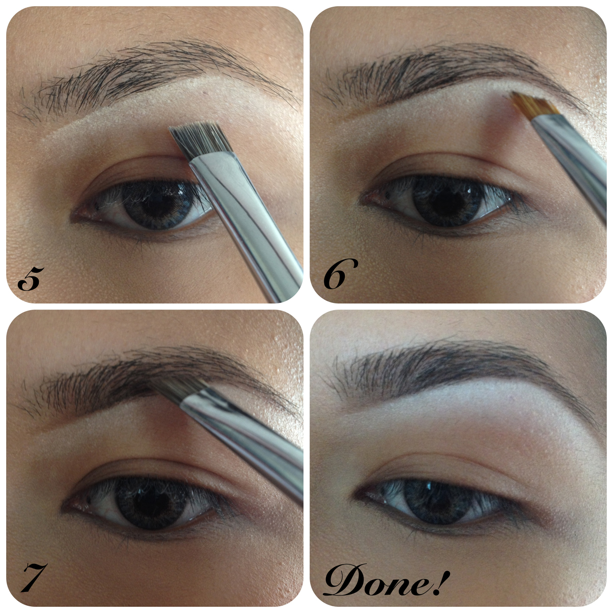 Love 2 Primp: Tutorial: How I Groom and Fill in my Eyebrows