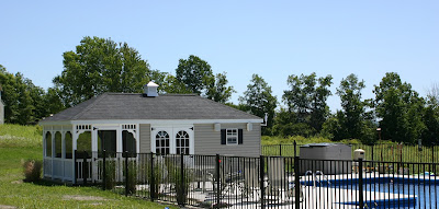 pool house for sale in md