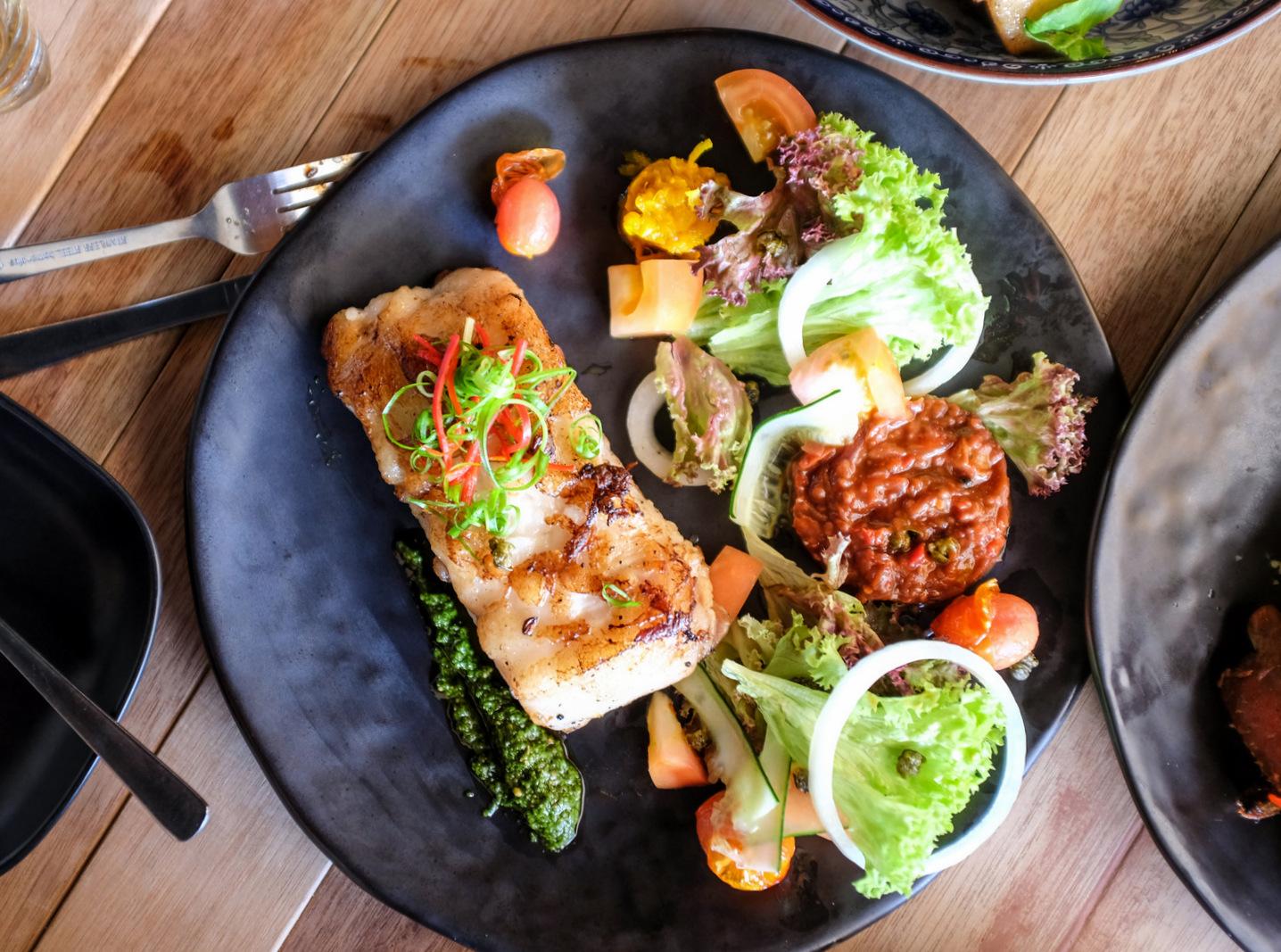 Eat Drink Kl New Pork Belly Dinner Menu Ampersand By
