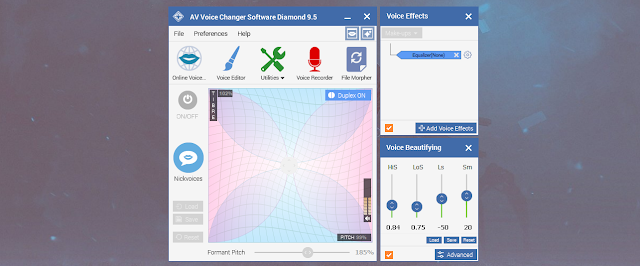 8 awesome features you can only find in AV Voice Changer