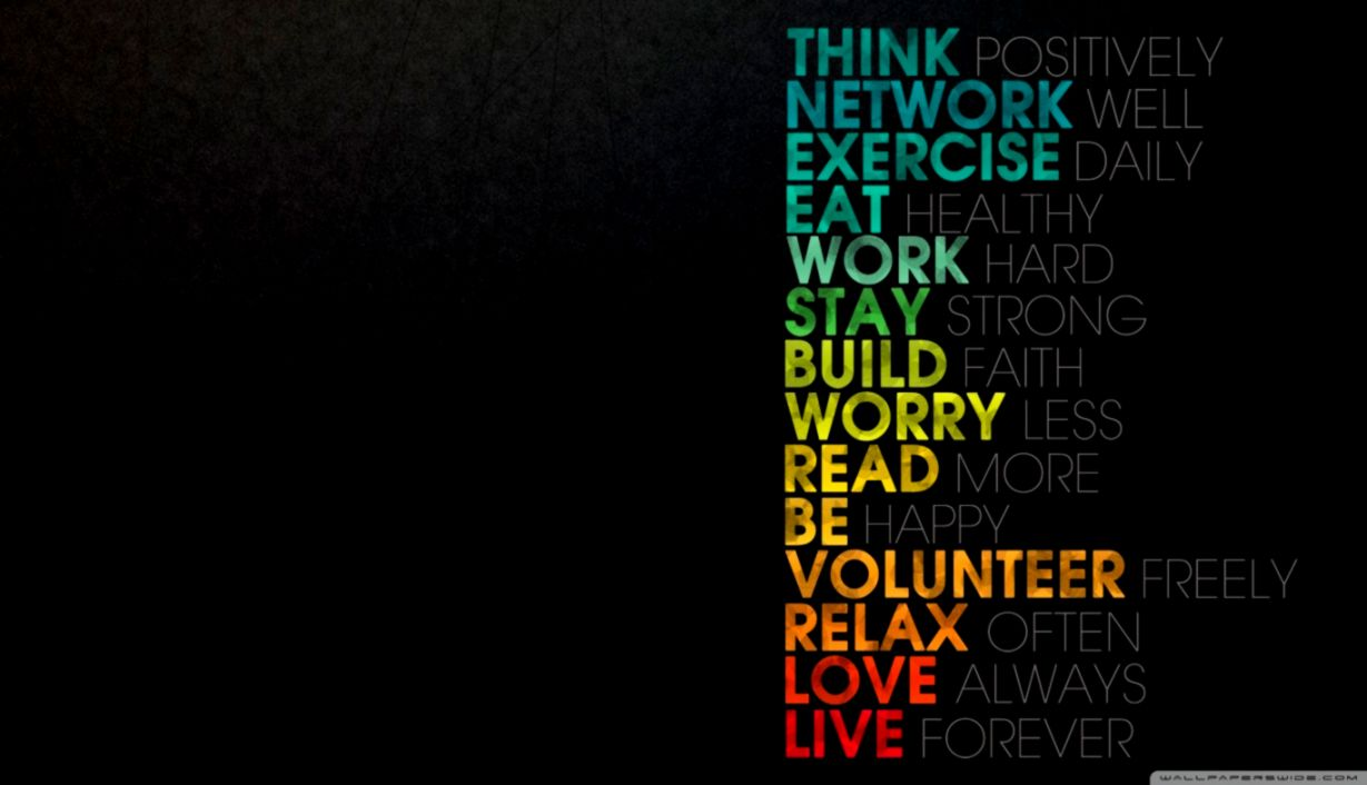 Hd Desktop Wallpaper Motivational Wallpapers Minimalist