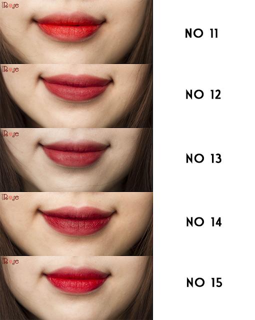 Bbia Last lipstick Ver 3